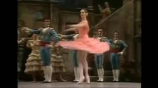 (episode 2) Don Quiאote Act 1 Kitri variation - 28 ballerinas for comparison