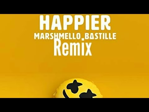 Marshmello - Happier ft. Bastille ( Joey Doc Remix )