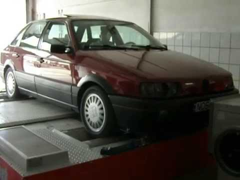 Passat 35i G60 syncro by Alex360 w Diagsonic Chip Tuning Hamownia Iława - YouTube