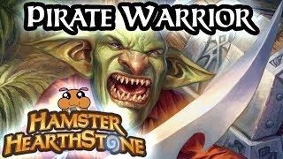 [ Hearthstone S43 ] Pirate Warrior