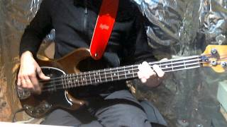 Dance Across the Floor - Jimmy Bo Horne (bass)