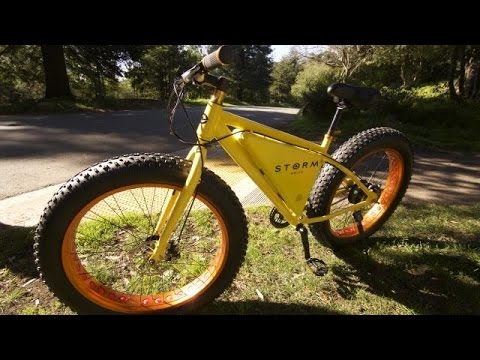 Storm Electric Bike >> Storm Affordable Electric Bike Youtube