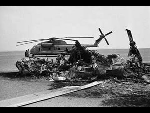34 Years after failed rescue of American hostages resulted to killing of 8 US servicemen in Tabas