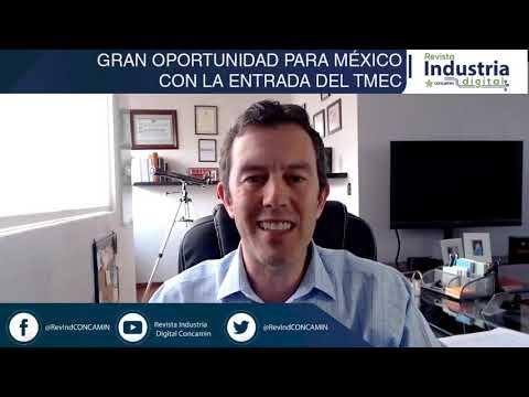 GRAN OPORTUNIDAD PARA MÉXICO CON LA ENTRADA DEL TMEC - LARRY RUBIN
