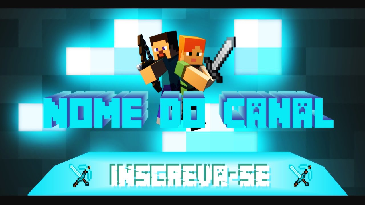 Banner/Capa Para Canal Do Youtube