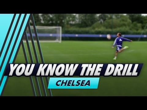 Long-Distance Volleys   You Know The Drill - Chelsea with Jody Morris