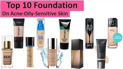 hqdefault - Best Medium Coverage Foundation For Oily Acne Prone Skin