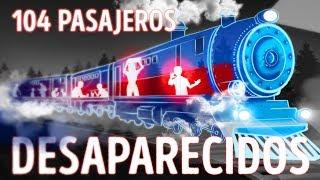 Un tren perdido en un túnel en Italia, nadie puede encontrarlo