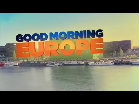 euronews (in English): Good Morning Europe! It's Friday, July 20th, 2018.
