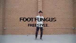 SkiMask Foot Fungas Freestyle dance by Hu Jeffery
