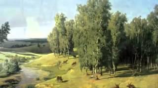 видео Картины русских художников / Шварц Вячеслав Григорьевич