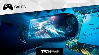 Sony vai lançar NOVO PS Vita / Rockstar vai sortear um PC Gamer e Brasil ficou de fora