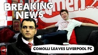 Damien Comolli Sacked by Liverpool FC: Official Statements (BREAKING NEWS UPDATE)