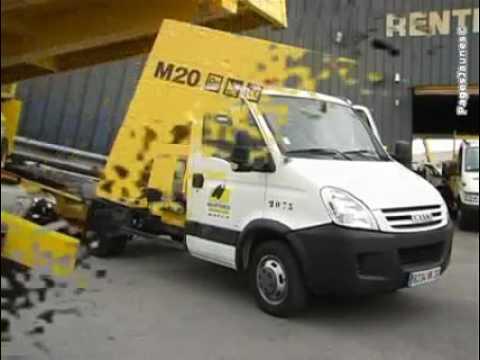 rentforce location camions utilitaires nacelles. Black Bedroom Furniture Sets. Home Design Ideas