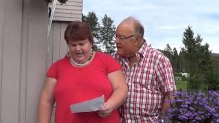 DU BEHØVER IKKE GI MEG FLERE LØFTER (Musikkvideo/Ronald Holmberg) HQ