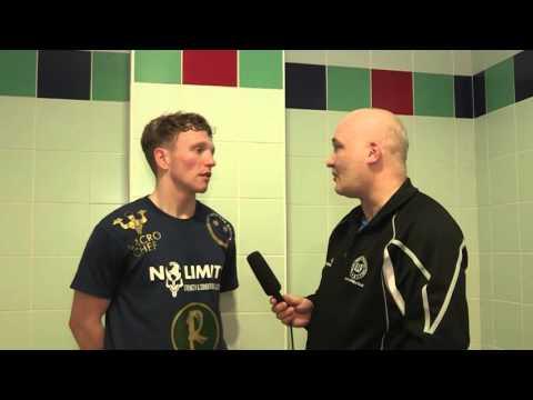 Tom Farrell post fight interview