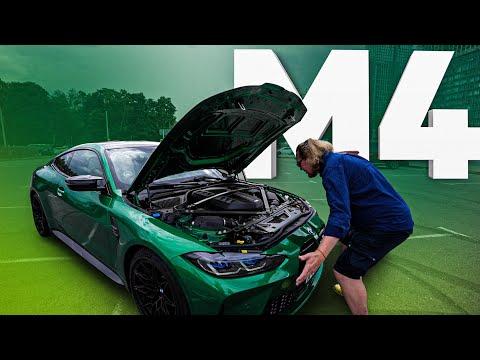 BMW M4 - Большой тест-драйв