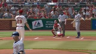 Major League Baseball 2K7 PlayStation 3 Gameplay -