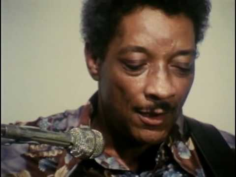 """""""Living the Blues"""" with Hubert Sumlin"""