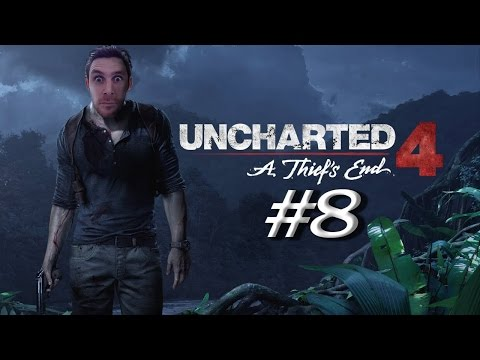 Uncharted 4 : The Thief