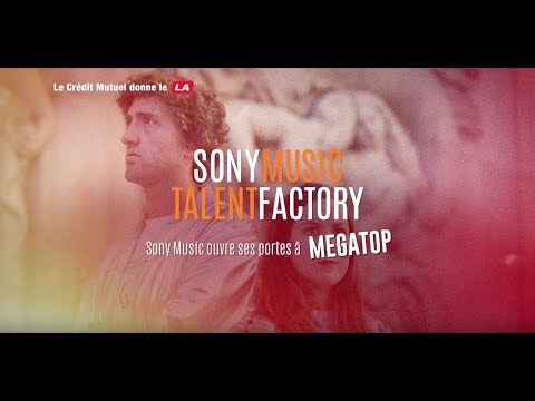 La Sony Music Talent Factory accueille le groupe MEGATOP
