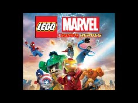 Lego Marvel Super Heroes All Cheats Gameplay Xbox 360