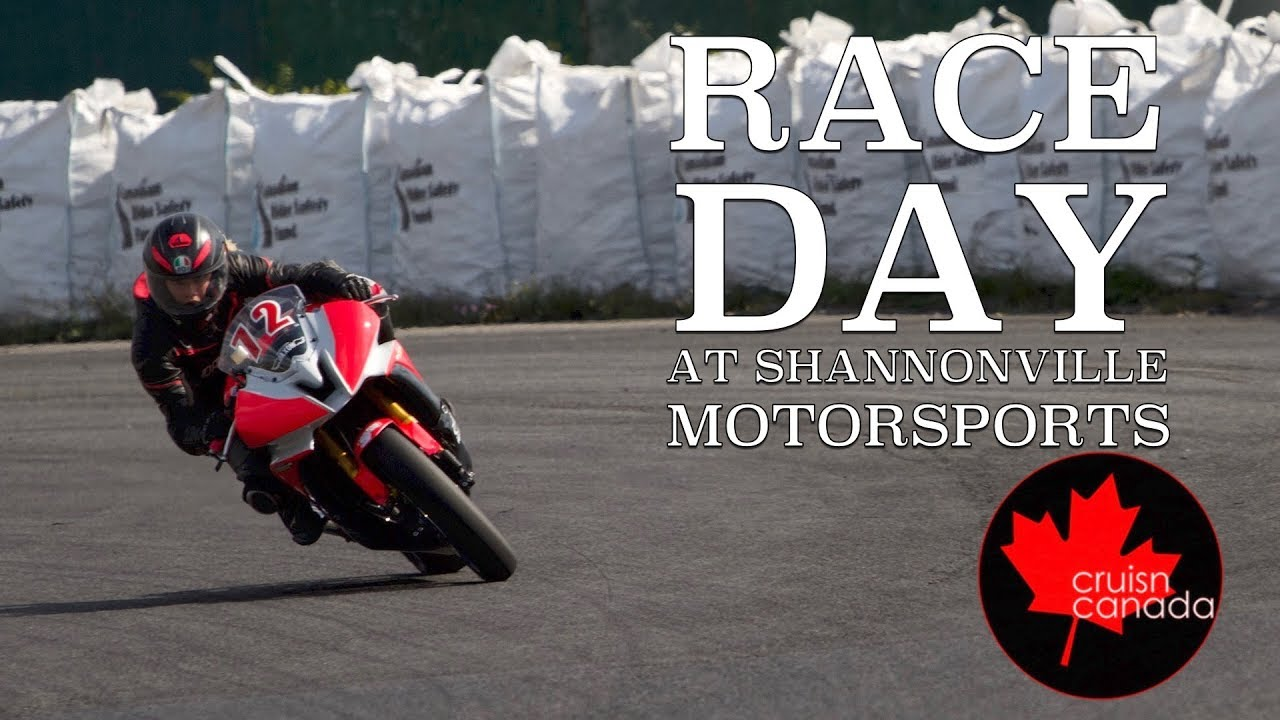 Race Day At Shannonville MotorSports | Shot on Canon M50