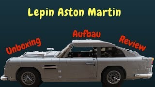Lepin Builerds - Aston Martin - 21046