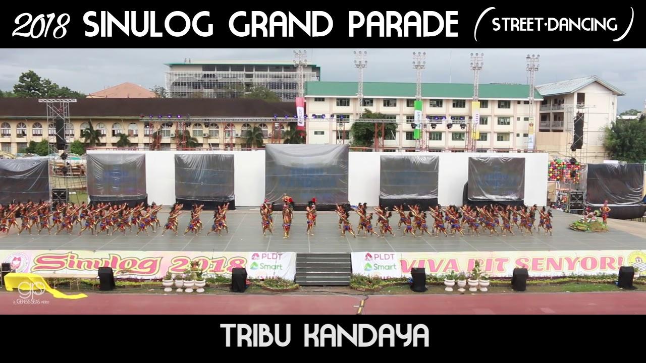 Download 4th Place (Tribu Kandaya of Daan Bantayan) - 2018 Sinulog Grand Parade (Street Dancing)