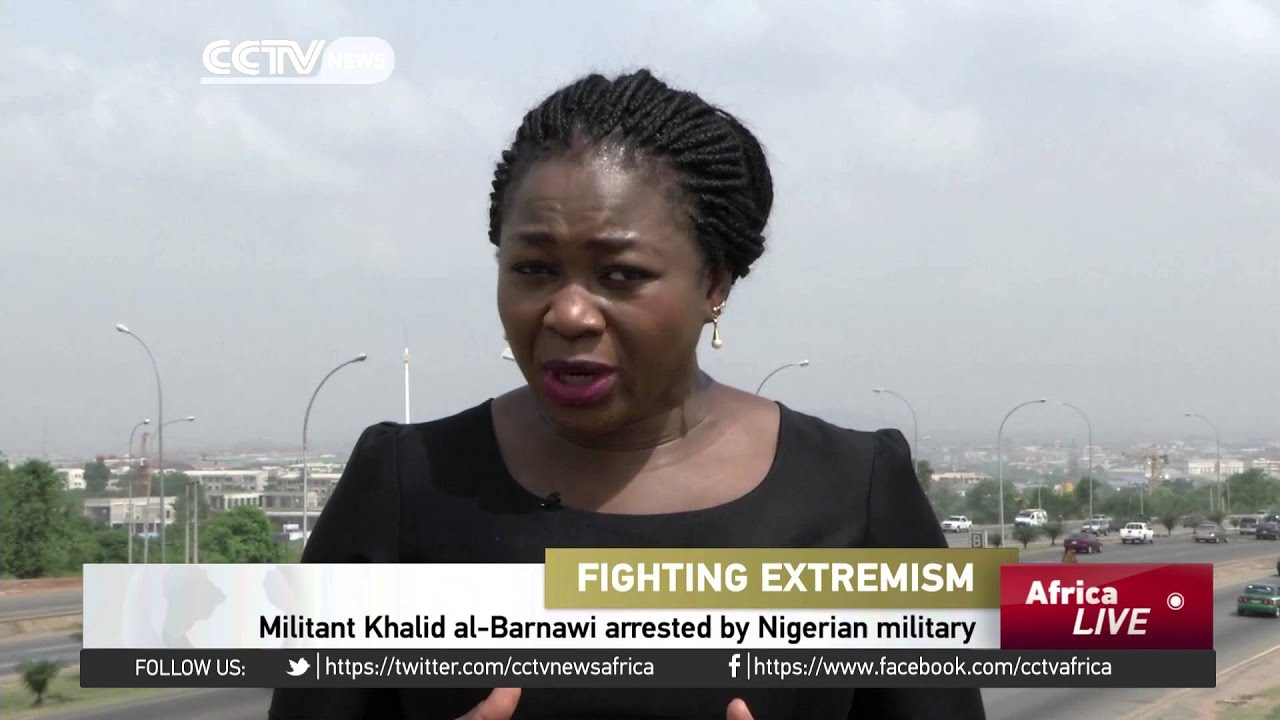 Download Boko Haram leader arrested by Nigeria military