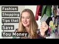 5 Fashion shopping tips that save you money - fashion shopping tips for women over 40