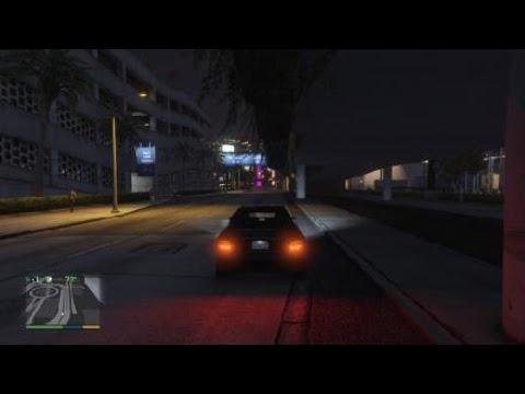 Grand Theft Auto 5 (Deivit Weston Heist ) Second Car !