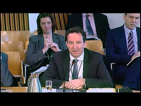 Finance Committee - Scottish Parliament: 3rd February 2016