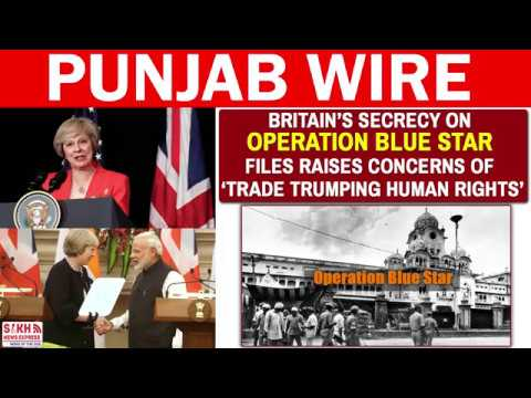 Britain's Secrecy on Op Blue Star Files Raises Concerns of 'Trade Trumping Human Rights'    SNE