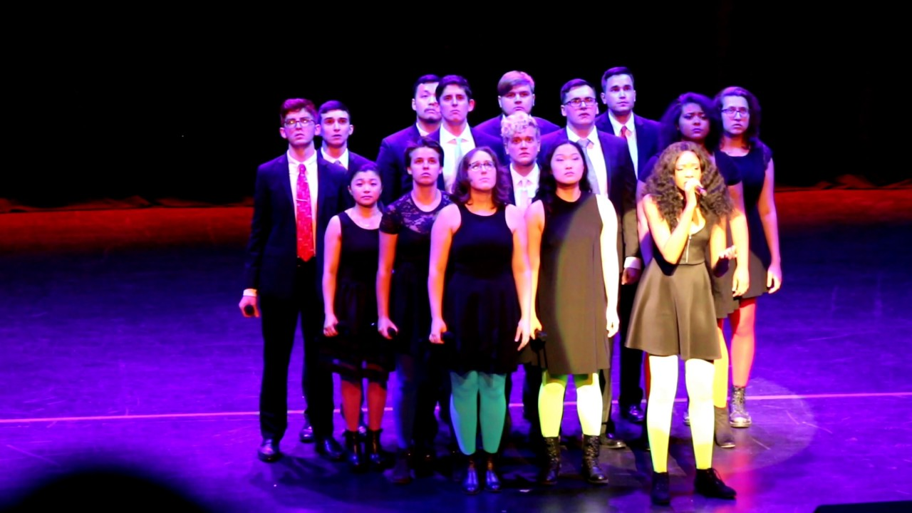 Top 20 College A Cappella Groups