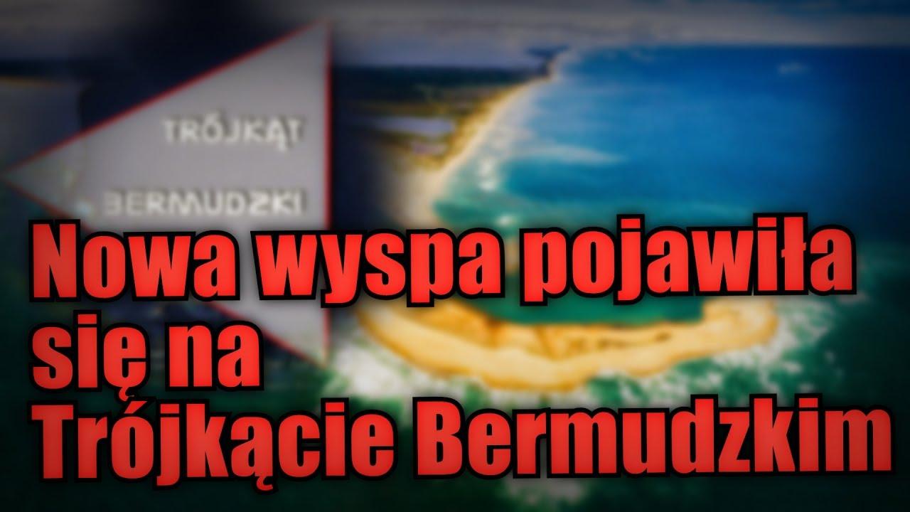 Tajemnicza wyspa pojawiła się na obszarze Trójkąta Bermudzkiego