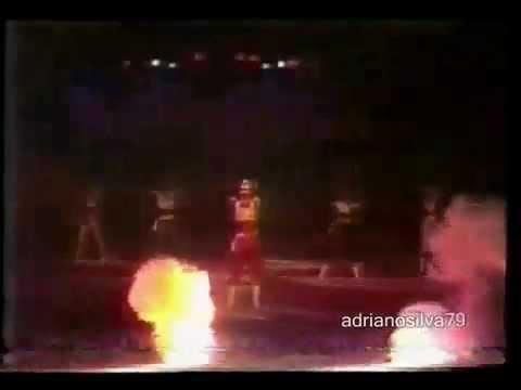Everest Vídeo - Comercial Circo Show Changeman e Jaspion