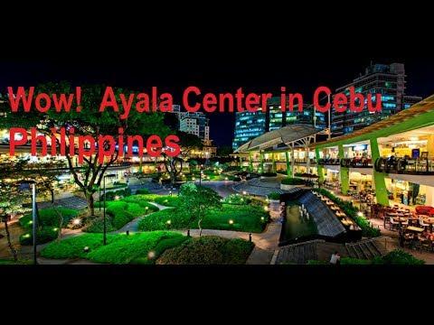 【4K】WOW!  Ayala Center, Cebu Philippines Part 1