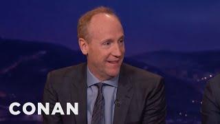 Matt Walsh: People Think Sean Spicer Is Worse Than Mike McClintock  - CONAN on TBS