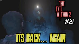 ITS BACK... AGAIN [#21] The Evil Within with HybridPanda