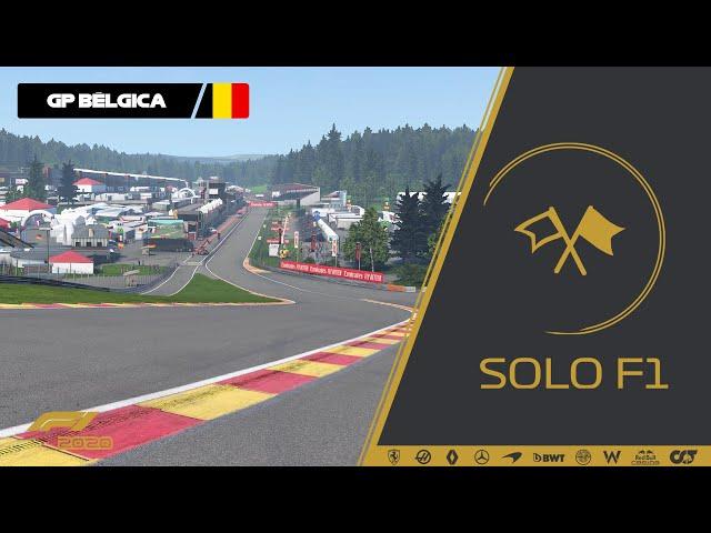 🔴 F1 2020 // Retransmisión SoloF1 (Gp Belgica)
