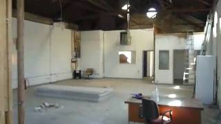 Warehouse live work style ideal for artists, 1900sq ft, in High Barnet