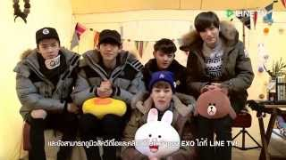 [LINE TV] EXO SurpLINEs