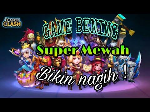 Castle Clash | Game Mirip COC Yang Super Mewah !!!