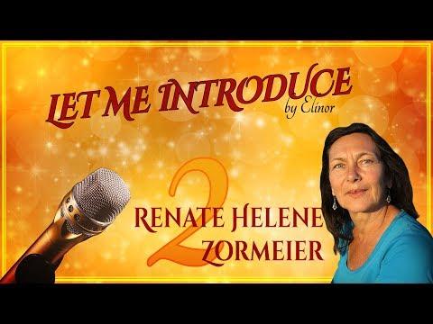 """Über das Buch """"Der (v)erkannte Mann"""" - Renate Helene Zormeier bei Elinors Let me Introduce (2)"""