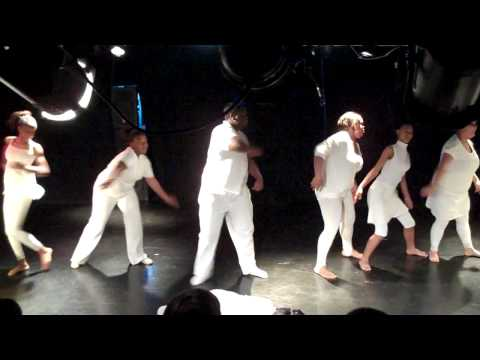 Bronx Theatre High school Dance company: World AIDS day performance.