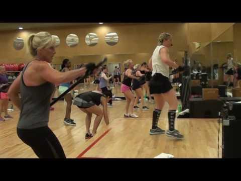 Strike! CardioKickboxing Life Time Fitness South Tulsa