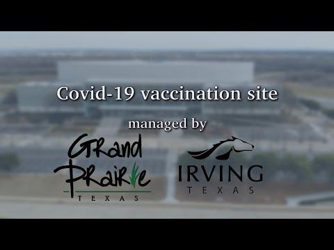 COVID-19 Vaccination Site PSA