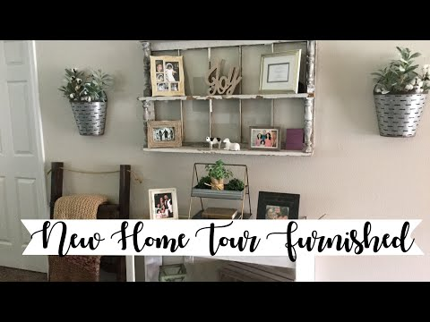New House Tour | Furnished | Farmhouse Style!!