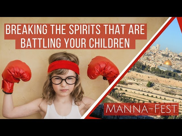 Evangelist Perry Stone: Breaking the spirits That Are Battling Your Children